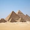 世界遺産 三大ピラミッド